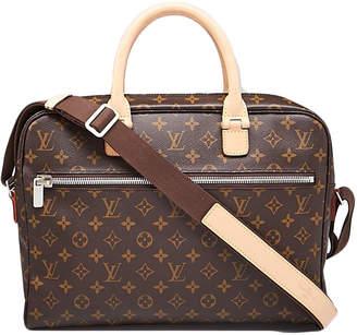 Louis Vuitton Briefcase Horizon Monogram Canvas Brown