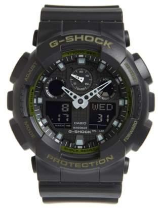 G-Shock BABY-G 'Big Combi' Watch, 55mm x 51mm