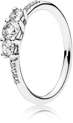Pandora Fairytale Sparkle Ring - Sterling Silver