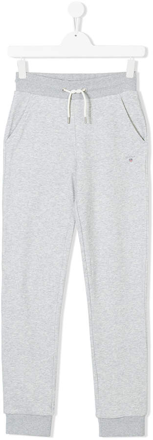 Gant Kids drawstring lounge trousers
