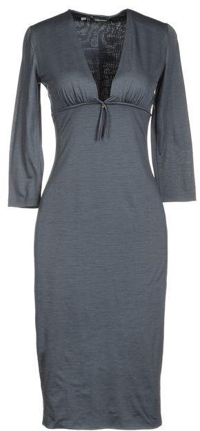 DSquared DSQUARED2 3/4 length dress