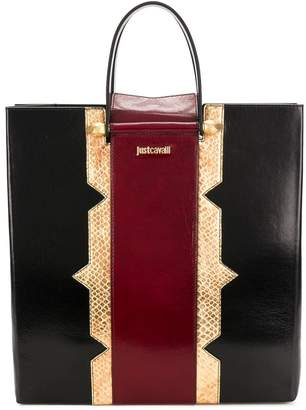 Just Cavalli shopper tote