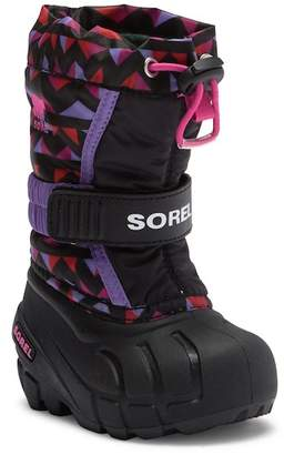 Sorel Flurry Print Boot (Toddler)