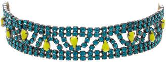 Elizabeth Cole Perpetua Choker Necklace