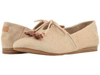 Toms Kelli (Rose Gold Metallic Woven