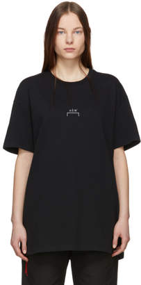 A-Cold-Wall* Black Bracket T-Shirt