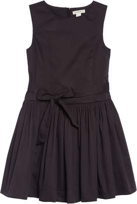 J.Crew crewcuts by Tie Waist Dress