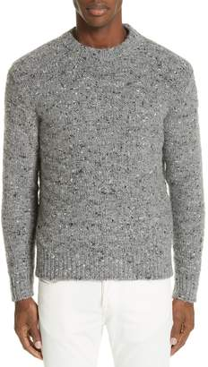 Eleventy Wool Blend Crewneck Sweater