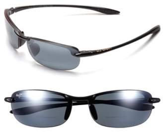 Maui Jim 'Makaha' 64mm Reading Sunglasses