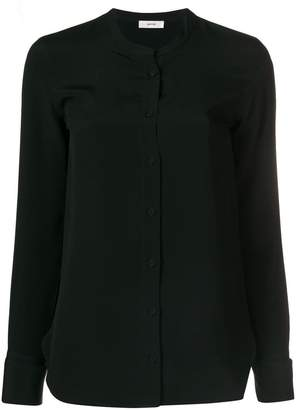 Mauro Grifoni Henley collar blouse
