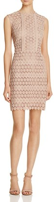 Whistles Sleeveless Lace Dress - 100% Exclusive $479 thestylecure.com