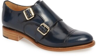 The Office of Angela Scott Mr. Colin Double Monk Strap Shoe