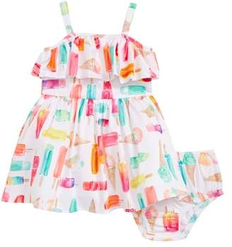 Kate Spade ice pops dress