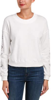 Honey Punch Crop Sweatshirt