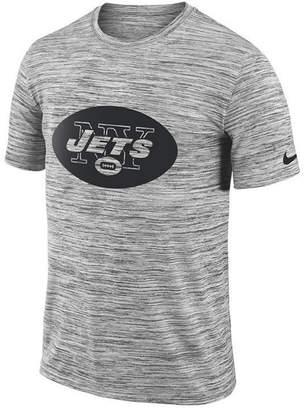 Nike Men's New York Jets Legend Velocity Travel T-Shirt