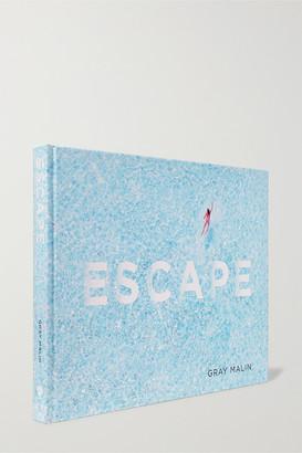 Abrams Escape By Gray Malin Hardcover Book - Blue
