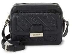 Love Moschino Saffiano Crossbody Bag