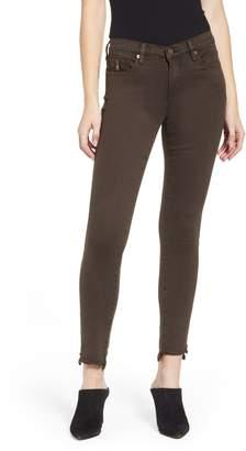 Blank NYC BLANKNYC Zip Hem Skinny Jeans