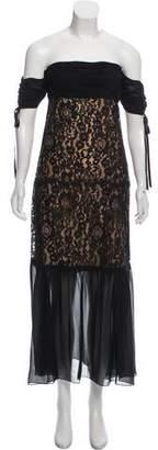 Rachel Zoe Lace Midi Dress w/ Tags