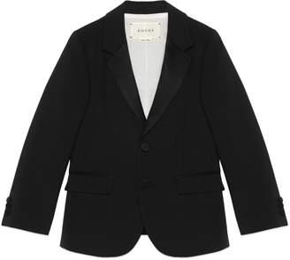 Children's twill jacket $650 thestylecure.com