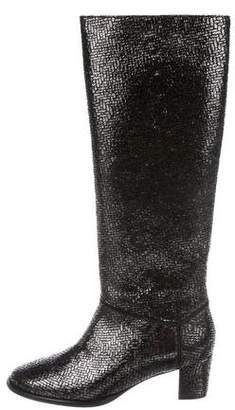 Roseanna Twiggy Metallic Boots