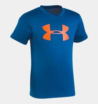 Under Armour Boys' Infant UA Big Logo Short Sleeve T-Shirt