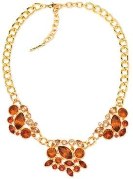 T Tahari Shades Ombre Statement Necklace