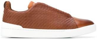 Ermenegildo Zegna XXX slip-on sneakers