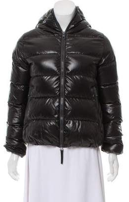 Duvetica Hooded Down Coat