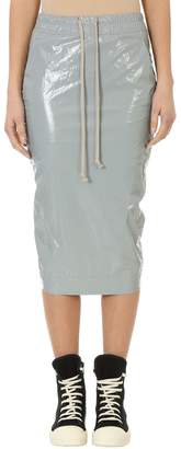 Drkshdw Drawstring Pillar Skirt