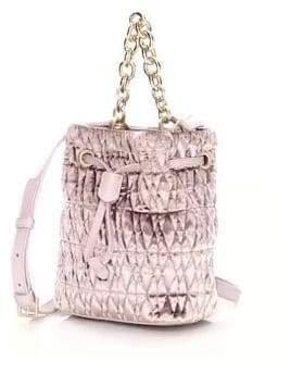 Furla Mini Stacy Cometa Drawstring Bag