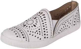 Earth Tayberry - Womens Slip-On Casual Shoe - 8 Medium