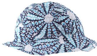 Vilebrequin Girls' Bobine Printed Sun Hat