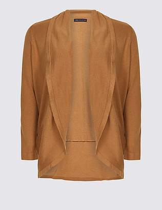 M&S Collection CURVE 3/4 Sleeve Cardigan