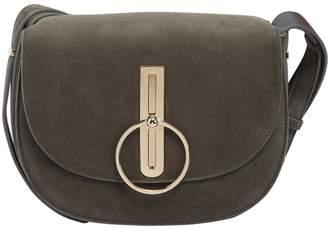 Nina Ricci Large Compas Nubuck Shoulder Bag