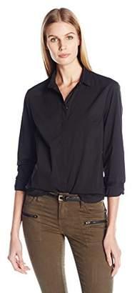 Armani Exchange A|X Women's Button-Down Shirt