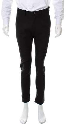 Givenchy Wool Moto Pants