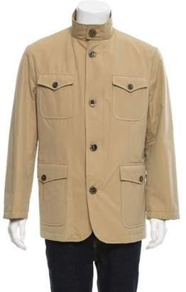 Etro Woven Utility Jacket w/ Tags