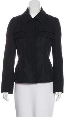Celine Lightweight Wool Jacket