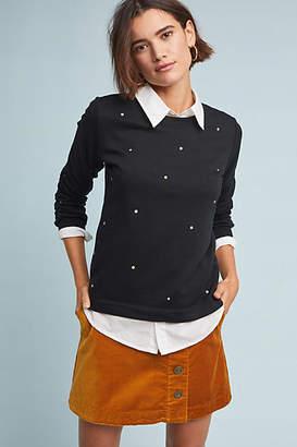 T.La Metallic Polka Dot Sweatshirt