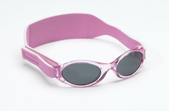 Real Kids Shades My First Shades Sunglasses (Baby)-Pink - 0-24 months