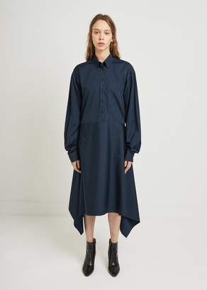 Vetements Cotton Shirt Dress