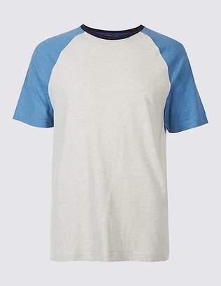 Marks and Spencer Pure Cotton Pyjama Top