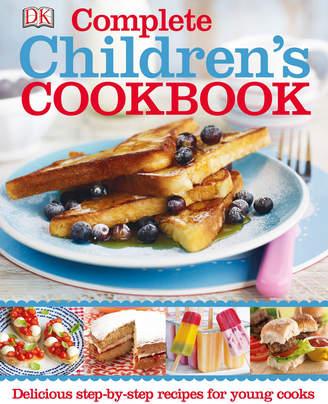 Penguin Random House Complete Children's Cookbook By Dk