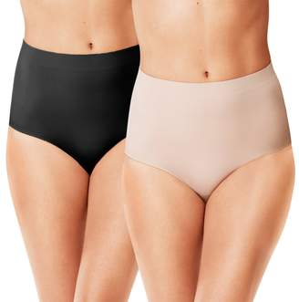 Warner's 2-Pack Shaping Briefs WA1173 $24 thestylecure.com
