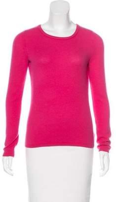 Diane von Furstenberg Scoop Neck Cashmere Sweater