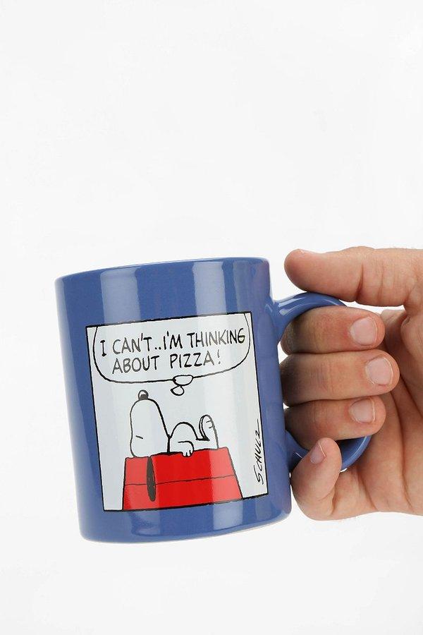 Urban Outfitters Peanuts Mug
