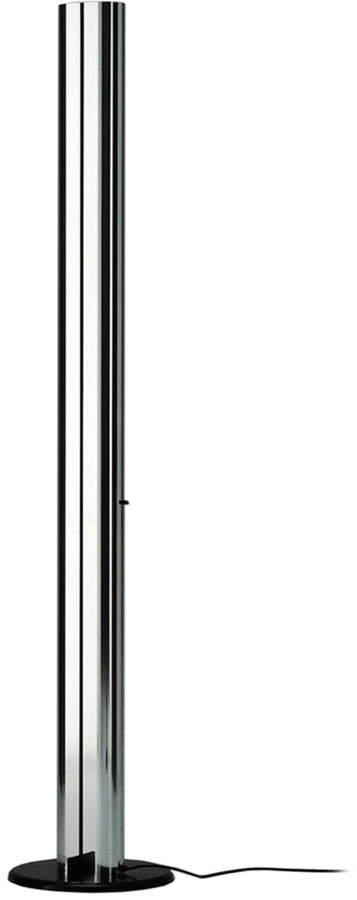 Megaron Terra LED Stehleuchte, aluminiumgrau