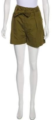Etoile Isabel Marant High-Rise Mini Short
