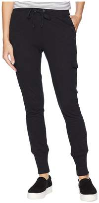 Roxy Beautiful Rhyme Non-Denim Elastic Waist Pants Women's Casual Pants